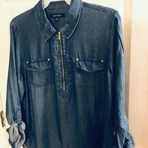 NWT Ellen Tracy long sleeve shirt sz XL
